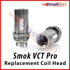 Smok VCT Pro Sub Ohm Coil Replacement Head