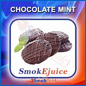 Chocolate Mint SmokEjuice, Premium Natural E-Liquid