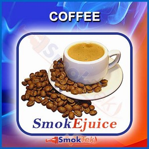 Coffee SmokEjuice, Premium Natural E-Liquid