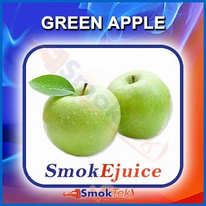 Green Apple SmokEjuice, Premium Natural E-Liquid