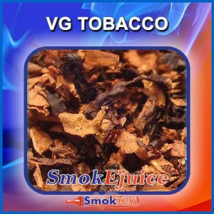 VG Tobacco SmokEjuice, Premium Natural E-Liquid