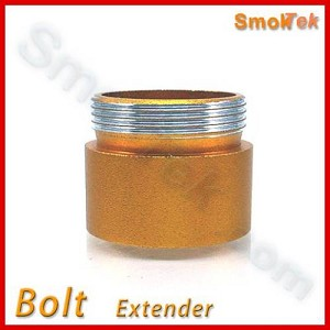 The Anodized Bolt Mod Extender - Amber