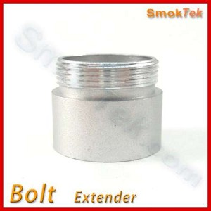 The Anodized Bolt Mod Extender - Silver