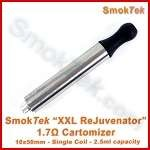 XXL ReJuvenator 1.7 ohm low resistance single coil cartomizer