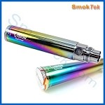 Vision Spinner Variable Voltage 400mAh eGo Battery - Rainbow