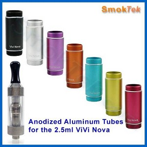 Vision Mini Vivi Nova 2.5ml Aluminum Tube