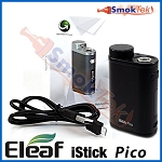 Eleaf iStick Pico TC75W Express Kit - Full Black