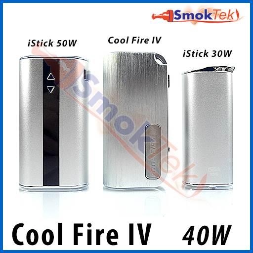 Cool Fire IV Mod Size Comparison