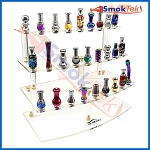 Acrylic Display for Drip Tips, Style 5