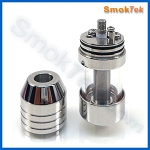 AGA-T2 Rebuildable Genesis Style Atomizer - Pyrex Glass, Stainless
