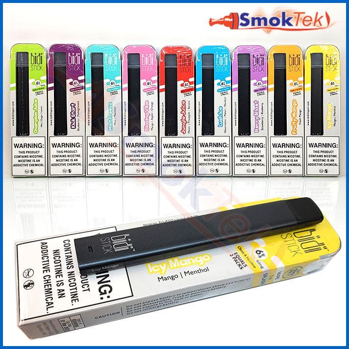 Bidi Stick Disposable Vape Pen 6