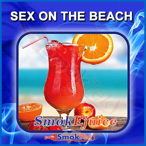 Sex on the Beach SmokEjuice, Premium Natural E-Liquid