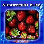 Strawberry Bliss SmokEjuice, Premium Natural E-Liquid