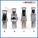 CE4 / CE5 Clearomizer Tip - Stainless