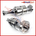 SMOK Dual Coil Pyrex RSST Rebuildable Genesis Style Atomizer, Stainless