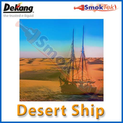 Desert Ship E-Liquid by DeKang