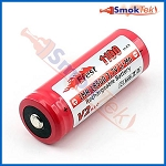 Efest IMR18500 1100mAh 3.7V Button Top LiMn battery