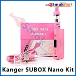 Kanger SUBOX Nano Kit - Pink