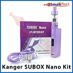 Kanger SUBOX Nano Kit - Purple