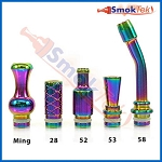 Rainbow 510 Stainless Steel Drip Tip