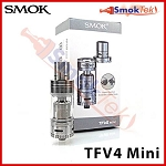 Smok TFV4 Mini, 3.5 ml Sub Ohm Coil