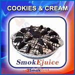 Cookies and Cream SmokEjuice, Premium Natural E-Liquid