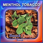Menthol Tobacco SmokEjuice, Premium Natural E-Liquid