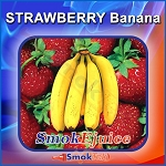 Strawberry Banana SmokEjuice, Premium Natural E-Liquid