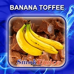 Banana Toffee SmokEjuice, Premium Natural E-Liquid
