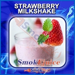 Strawberry Milkshake SmokEjuice, Premium Natural E-Liquid