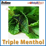 Triple Menthol E-Liquid by DeKang