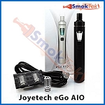 Joyetech eGo AIO Kit - 1500 mAh - Black