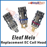 Eleaf Melo/Melo 2/Melo 3/iJust 2 Replacement EC Coil Head