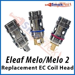 Eleaf Melo/Melo 2/iJust 2 Replacement EC Coil Head