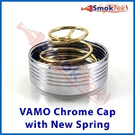 Vamo APV Cap - Chrome