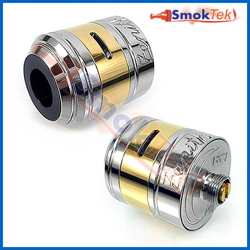 Zenith V2 Rebuildable Dripping Atomizer - Brass