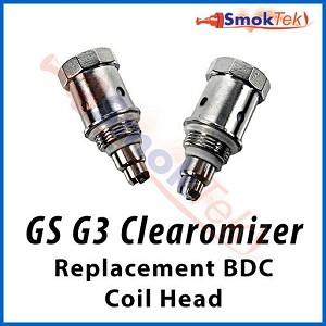 GS G3 Replacement Bottom Dual Coil Head
