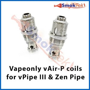 Vapeonly vPipe III vAir-P Replacement Coil