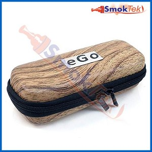 eGo Carry Case - Wood Pattern
