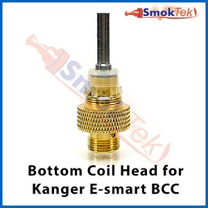 Replacement Bottom Coil Head for Kanger E-smart BCC Clearomizer