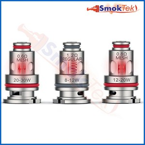 Vaporesso GTX Replacement Coils (5 Pack)