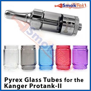 Kanger ProTank-II 2.5ml Pyrex Glass Tube