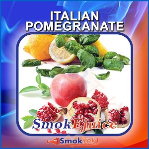 Italian Pomegranate SmokEjuice, Premium Natural E-Liquid