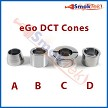 Different DCT Cones available