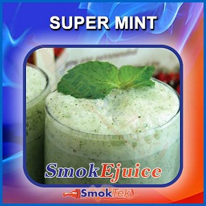 Super Mint SmokEjuice, Premium Natural E-Liquid